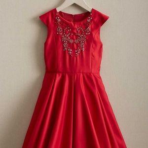 Chasing Fireflies Beaded Dress